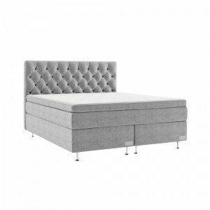 Sängfabriken Royal Velvet Sänky Harmaa