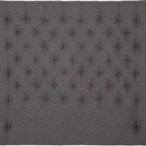 Sängynpääty Mimosa 160x180 cm harmaa