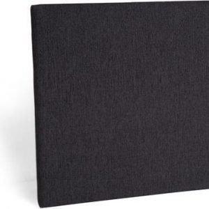 Sängynpääty Perus 120x125 cm musta