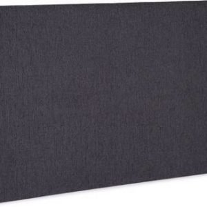 Sängynpääty Perus 180x125 cm musta