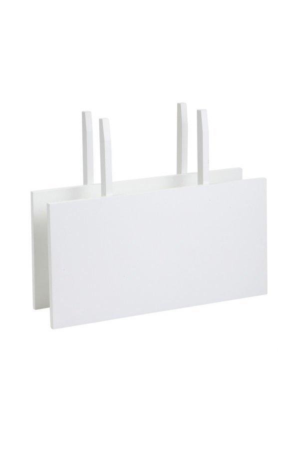 Särö Jatkolevyt 2-Pakkaus Valkoinen