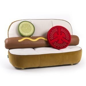 Seletti Hot Dog Sohva Mix