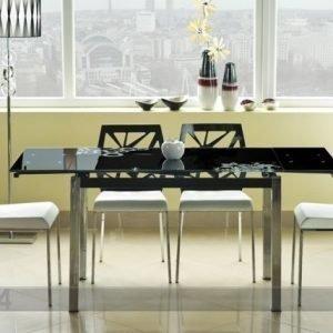 Signal Jatkettava Ruokapöytä 74x110-170 Cm