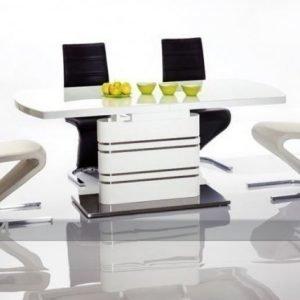 Signal Jatkettava Ruokapöytä Gucci 90x180-220 Cm