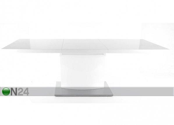Signal Jatkettava Ruokapöytä Loreto 90x160-220 Cm