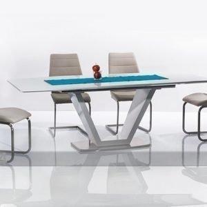 Signal Jatkettava Ruokapöytä Morano 90x160-220 Cm