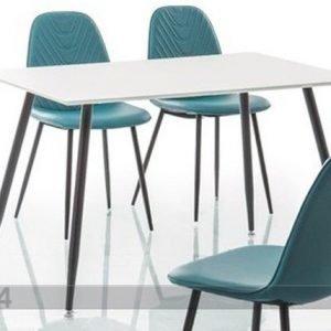 Signal Ruokapöytä Floro 120x80 Cm