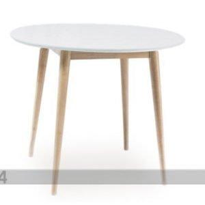 Signal Ruokapöytä Larson Ø 90 Cm