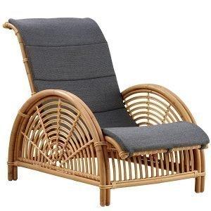 Sika-Design Paris Tuoli Tummanharmaa Istuintyyny