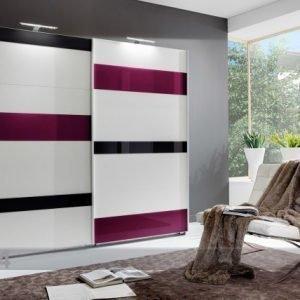 Sm Vaatekaappi Liukuovilla Mondrian 225 Cm