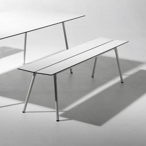 Smd Design Ella Penkki Valkoinen 140 Cm