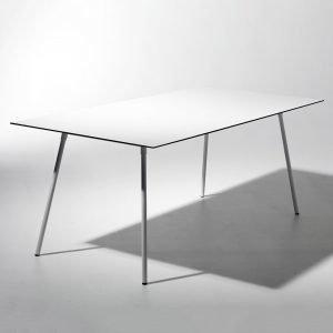 Smd Design Ella Ruokapöytä Valkoinen 90x220 Cm