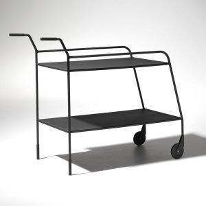 Smd Design Karla Tarjoiluvaunu Harmaa