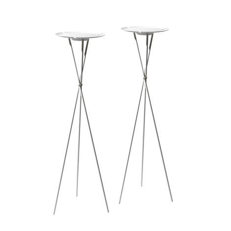 Smd Design Mingla Pöytä Valkoinen 2 kpl