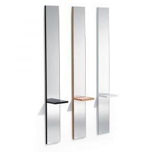 Smd Design Mirror Seinäpeili Valkoinen