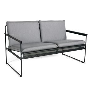 Smd Design Slow Lounge Sohva Musta