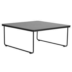 Smd Design Slow Sohvapöytä Iso Musta / Musta Kivi