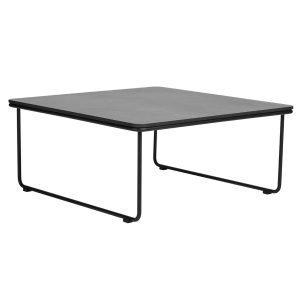 Smd Design Slow Sohvapöytä Iso Musta / Musta Laminaatti
