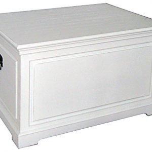 Snow 45 Arkku / Sohvapöytä Valkoinen