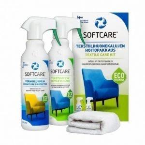Softcare Hoitopaketti tekstiileille