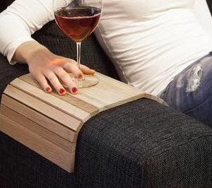 Sohvan käsinojataso tammi