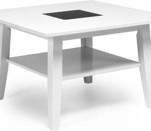 Sohvapöytä Ann-Christine 80x80 valkoinen