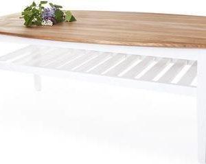 Sohvapöytä Isto 130 cm valkoinen