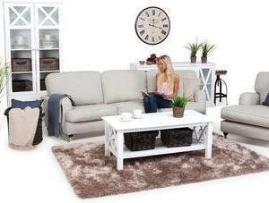 Sohvaryhmä Anita Loisto kaareva sohva + divaanilepotuoli 4 ist beige