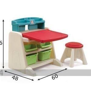 Step2 Pöytä
