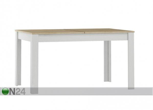 Szynaka Jatkettava Ruokapöytä 140-214x90 Cm
