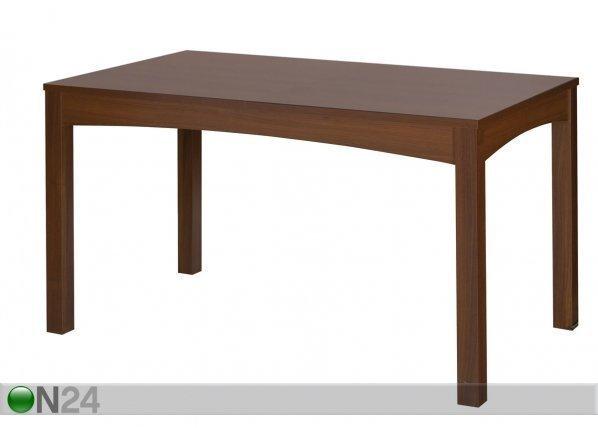 Szynaka Jatkettava Ruokapöytä Meris 80x140-180 Cm