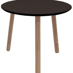 Teo Sivupöytä Musta