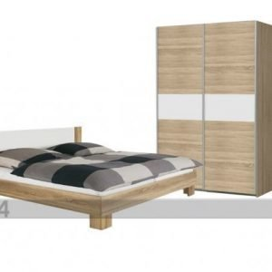Tf Sänky 160x200 Cm+Vaatekaappi