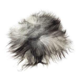 The Organic Sheep Longhair Dyna Istuintyyny Luonnonharmaa