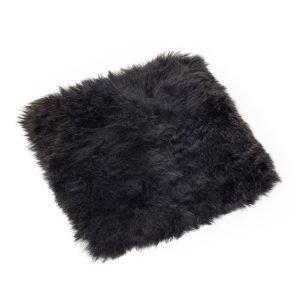 The Organic Sheep Longhair Stolpute Lampaantalja Musta