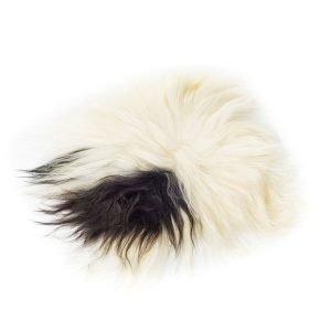 The Organic Sheep Longhair Stolpute Lampaantalja Spotted