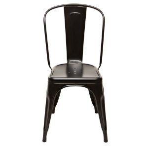 Tolix Tuoli A Musta / Matta
