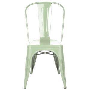 Tolix Tuoli A Vaaleanvihreä / Matta