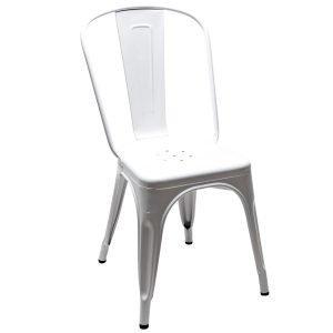 Tolix Tuoli A Valkoinen