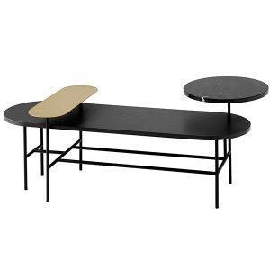 &Tradition Palette Jh7 Pöytä Musta