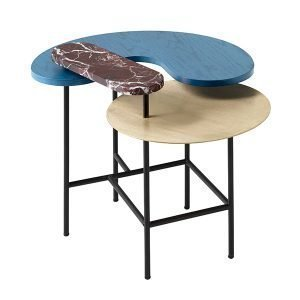 &Tradition Palette Jh8 Pöytä Sininen