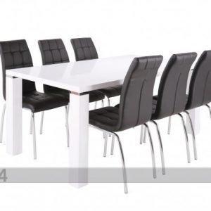Ts Ruokapöytä Metro 180x90 Cm