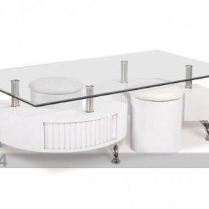 Ts Sohvapöytä + 2 Rahia Cubio