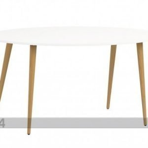 Tvilum Ruokapöytä Delta 160x80cm