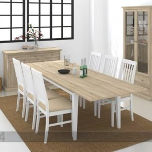 Tvilum Ruokapöytä Paris 95x180 Cm