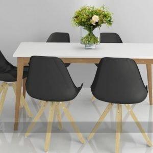 Tvilum Ruokapöytä Retro 104x165 Cm