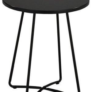 Verdahl 1 Lamppupöytä Musta