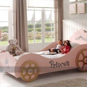 Vipack Lastensänky Princess Pinky 90x200 Cm