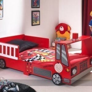 Vipack Sänky Fire Truck 70x140 Cm