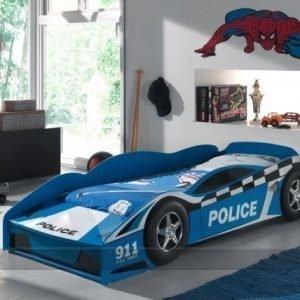Vipack Sänky Police Car 70x140 Cm